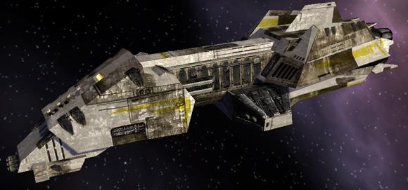 Fregata Interceptor IV. Empire at War: Forces of Corruption, Lucasarts